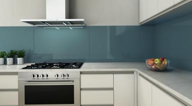 Seratone Escape offer 16 ultra-glossy colours born from countertop, home appliance, interior design, kitchen, kitchen stove, product design, gray
