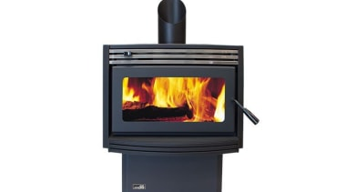 Jayline Spitfire hearth, heat, home appliance, product, wood burning stove, white