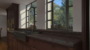 Granite Designs Wild Rocks - Wild Rocks™ - countertop, home, interior design, room, window, black, gray