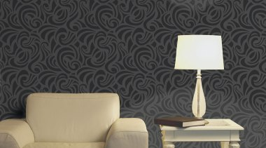 Bloomsbury House - Bloomsbury House Range - interior interior design, pattern, wall, wallpaper, black