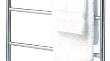 Genesis Freestanding Towel Warmer - Genesis Freestanding Towel bathroom accessory, furniture, line, product, product design, white
