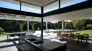 Coatesville House - Coatesville House - architecture | architecture, house, interior design, real estate, window, black, gray