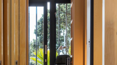 Takapuna, Auckland (designed in association with Rachael Rush) architecture, daylighting, door, house, interior design, window, brown