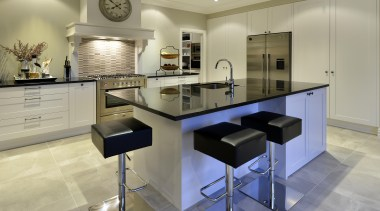 008open2viewid31278025sunnysideroad - 008 Sunnysideroad - cabinetry | countertop cabinetry, countertop, cuisine classique, floor, interior design, kitchen, room, gray