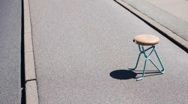 Don't be mistaken, you're not looking at characters asphalt, chair, floor, flooring, line, product design, road surface, shadow, table, gray
