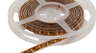 FeaturesThe Sparkle LED strip has 60 LED's per product design, white