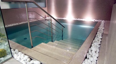 silver lux mosaic pool tiles - Vetro Mosaics daylighting, glass, swimming pool, water, gray