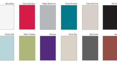 Create your own colour story with a palette angle, design, font, material, pattern, product, product design, text, white