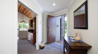 This showhome by GJ Gardener in Taranaki ceiling, home, interior design, property, real estate, room, window, gray