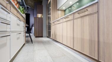 Concreate CF101 PoggenPohl 3 - Concreate_CF101_PoggenPohl_3 - floor floor, flooring, interior design, lobby, tile, wall, wood, gray