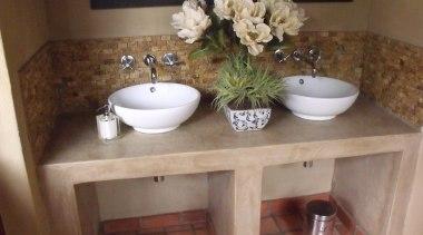 Micro colour 8 - Micro_colour_8 - bathroom | bathroom, ceramic, countertop, floor, flooring, plumbing fixture, room, sink, tile, brown
