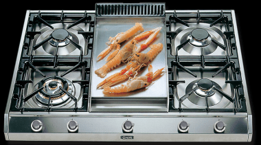 ILVE gas cooktops are all equipped with the gas stove, home appliance, kitchen appliance, product, black, gray