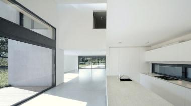 ARIANE Suelo STRATO Encimera - ARIANE Suelo STRATO architecture, daylighting, estate, floor, house, interior design, property, real estate, window, white, gray