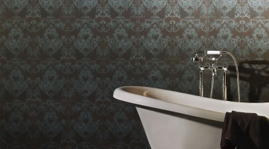 Modern Style Range - bathroom | floor | bathroom, floor, flooring, interior design, tile, wall, wallpaper, black, gray