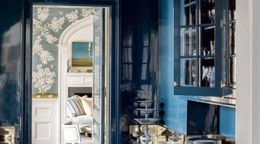 Cerulean Blue - Kitchen! - Cerulean Blue - home, interior design, room, window, gray, black