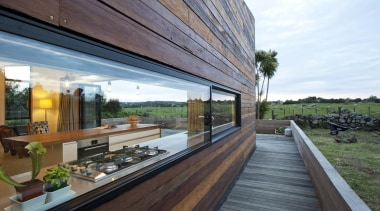 Pictured: Davy Residence – Mark McLeay, Creative Arch, architecture, house, real estate, roof, gray