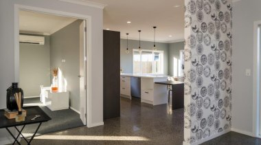 Tauranga Showhome - Tauranga Showhome - apartment | apartment, ceiling, door, floor, flooring, home, interior design, property, real estate, room, wall, wood flooring, gray