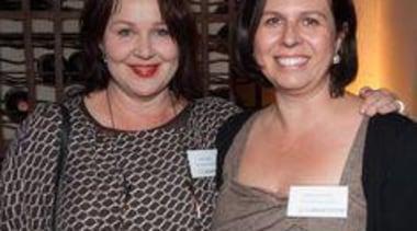 Elaine Millar (NZ House & Garden Magazine) and friendship, product, smile, socialite, black