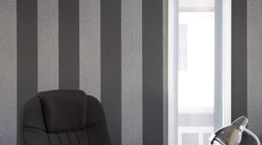 Work space with grey feature - Work Space angle, curtain, floor, furniture, interior design, living room, product design, shade, wall, wallpaper, window, window covering, window treatment, black, gray, white