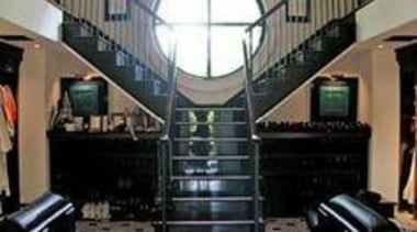 closet envy - A Two-Story Closet - interior interior design, lobby, property, black, gray
