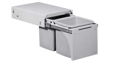 Model SC215D-G - 2 x 15 litre buckets. hardware, machine, product, product design, white, gray