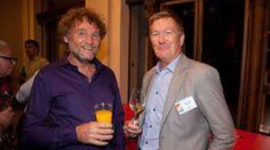At Auckland Museum - At Auckland Museum - drink, event, socialite, red