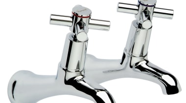 X-Factor Bath Taps XFAC3 - X-Factor Bath Taps hardware, plumbing fixture, product, tap, white