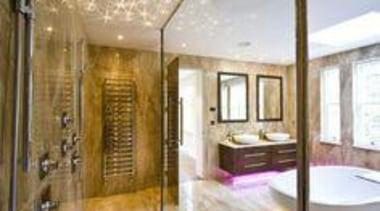 5baff285065689033ed597633f67b573.jpg - 5baff285065689033ed597633f67b573.jpg - architecture | bathroom | architecture, bathroom, ceiling, daylighting, estate, floor, flooring, home, interior design, lobby, real estate, tile, gray, brown