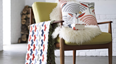 A beautiful collection of drapery prints - Accent chair, couch, cushion, duvet cover, furniture, linens, pillow, textile, gray