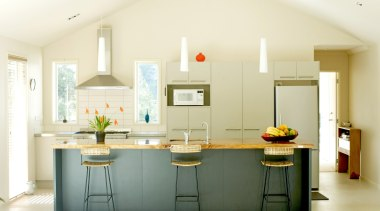 For more information, please visit www.gjgardner.co.nz cabinetry, ceiling, countertop, cuisine classique, home, interior design, kitchen, product design, real estate, room, yellow