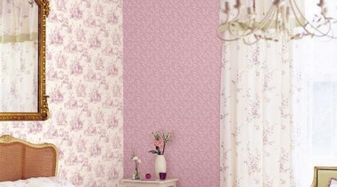 Grand Chateau Range - Grand Chateau Range - curtain, decor, interior design, pink, room, textile, wall, wallpaper, window, window covering, window treatment, white