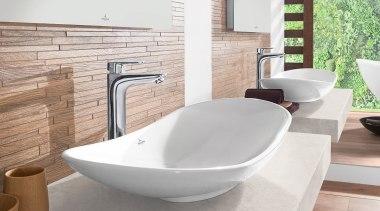 Villeroy & Boch Subway 2.0 vessel basin mixer bathroom, bathroom sink, bathtub, ceramic, plumbing fixture, product, sink, tap, toilet seat, white