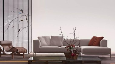 cassinalissonimoovsofainstu.jpg - cassinalissonimoovsofainstu.jpg - chaise longue | couch chaise longue, couch, furniture, interior design, living room, loveseat, product design, sofa bed, table, wall, white, gray