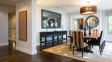kohi8.jpg - dining room | floor | flooring dining room, floor, flooring, furniture, hardwood, interior design, living room, room, table, wood flooring, gray, brown