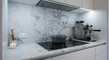 IMGL6951-11 - George Street, Apartment living - countertop countertop, interior design, kitchen, room, sink, gray