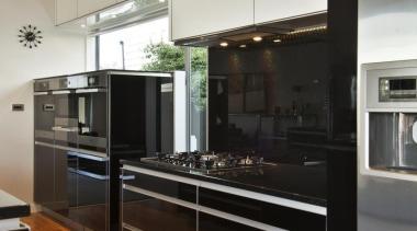 Lower Hutt Kitchen - Lower Hutt Kitchen - cabinetry, countertop, floor, flooring, hardwood, home appliance, interior design, kitchen, laminate flooring, wood flooring, black, gray
