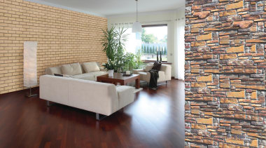 Flexible modern tones for today's builder.The Riverview range brick, floor, flooring, hardwood, interior design, laminate flooring, living room, loft, property, real estate, tile, wall, wood, wood flooring, gray