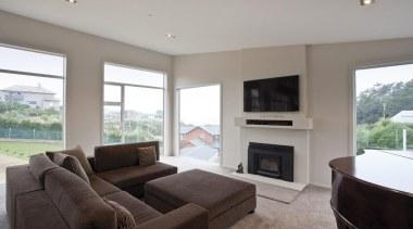 For more information, please visit www.gjgardner.co.nz ceiling, estate, floor, home, house, interior design, living room, property, real estate, room, window, gray