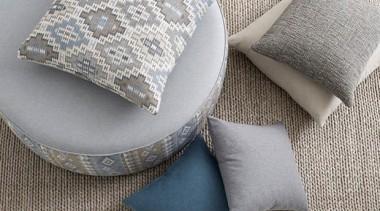 Tijuana 3 - cushion | pillow | throw cushion, pillow, throw pillow, gray, white