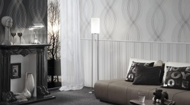 Flock III Range black, black and white, couch, curtain, floor, flooring, furniture, home, interior design, living room, room, textile, wall, window, window covering, window treatment, gray, black