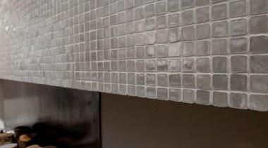 silver lux mosaic tiles - Vetro Mosaics Range daylighting, floor, flooring, tile, wall, gray, black