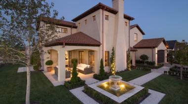 077eden homes - Eden Homes - backyard | backyard, cottage, estate, facade, home, house, lighting, mansion, property, real estate, residential area, villa, window