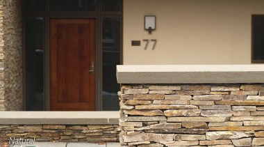 Ledgestone Collection -More Virginia Ledgestone™ photos can be brick, brickwork, floor, flooring, stone wall, wall, window, wood, wood stain, brown