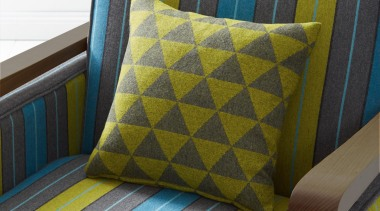 Richmond is an exciting addition to ourgrowing European bed sheet, chair, couch, cushion, duvet cover, furniture, linens, pattern, pillow, textile, yellow, brown