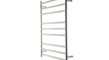 Genesis 1025 Extended Towel Warmer - Genesis 1025 furniture, product, product design, white