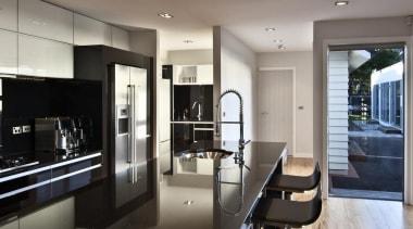 Lower Hutt Kitchen - Lower Hutt Kitchen - countertop, interior design, kitchen, real estate, gray, black