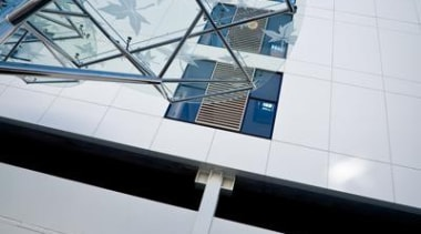 Titan Facade Panel - Titan Facade Panel - architecture, building, corporate headquarters, daylighting, daytime, facade, glass, headquarters, line, roof, sky, structure, window, gray