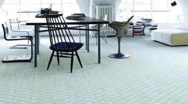 3D look geometric pattern porcelain tiles in 144x893mm floor, flooring, tile, white