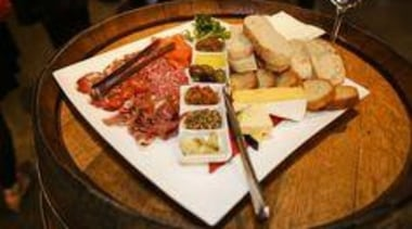 Winemaker's Platter — at Villa Maria Estate. - appetizer, breakfast, brunch, cuisine, dish, food, full breakfast, meal, brown