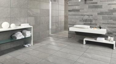 Wire grey living area tiles - Wire Range bathroom, ceramic, floor, flooring, product design, property, tile, wall, gray